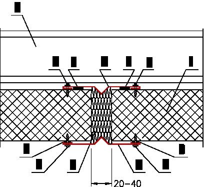 Герметизации межпанельных швов снип